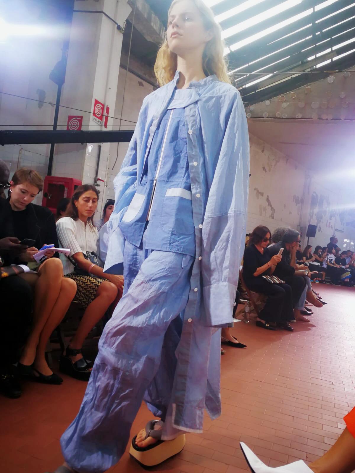 Jil Sander, Milan Fashion Week, MFW, Spring Summer 19
