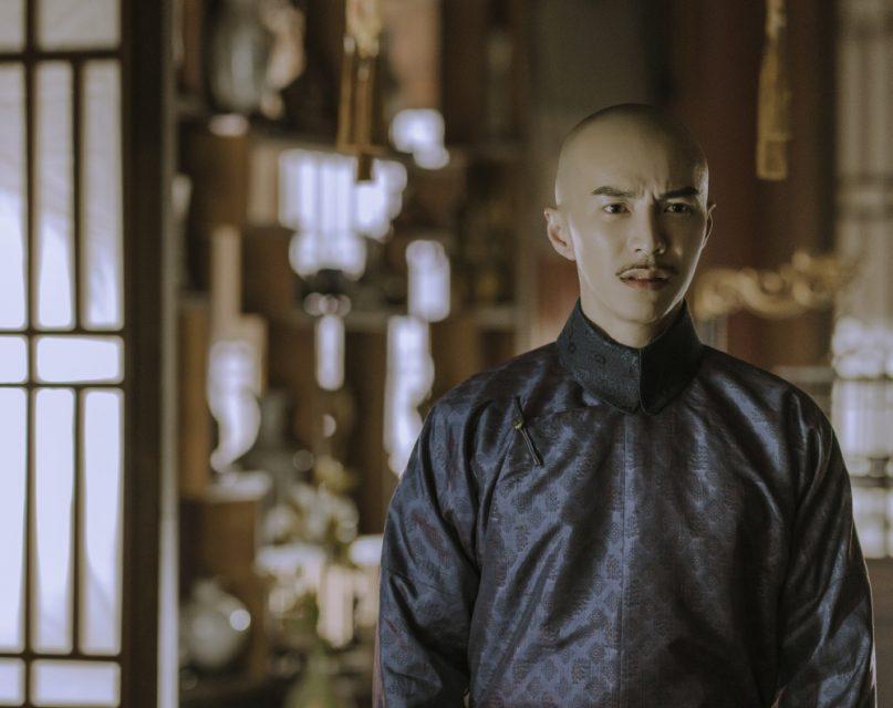 Lawrence Wong, Story of Yanxi Palace