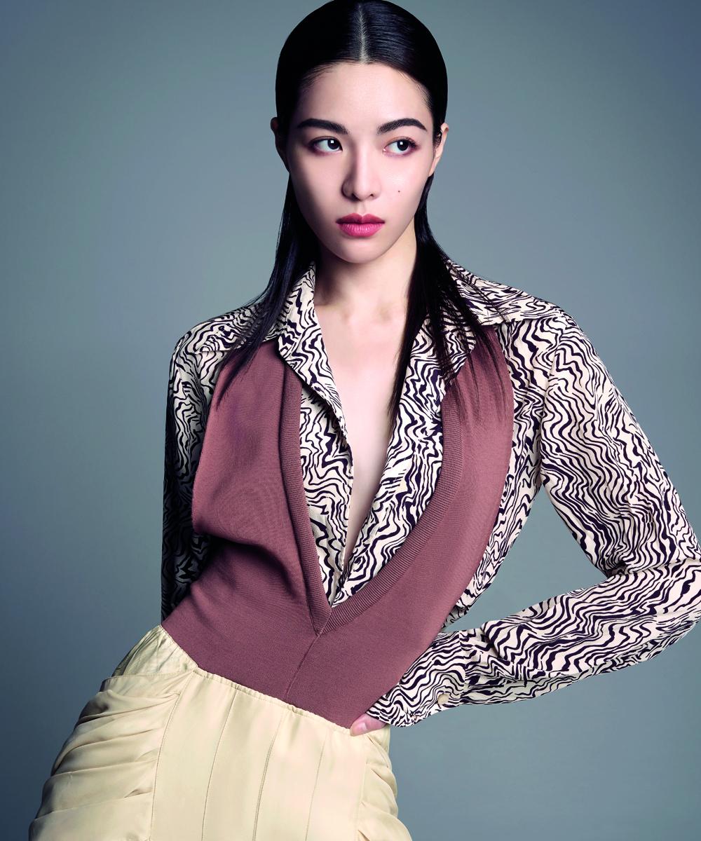 Elaine Zhong Chu Xi, 钟楚曦