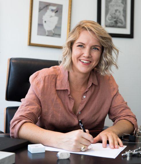 澳洲珠宝设计师Kate McCoy