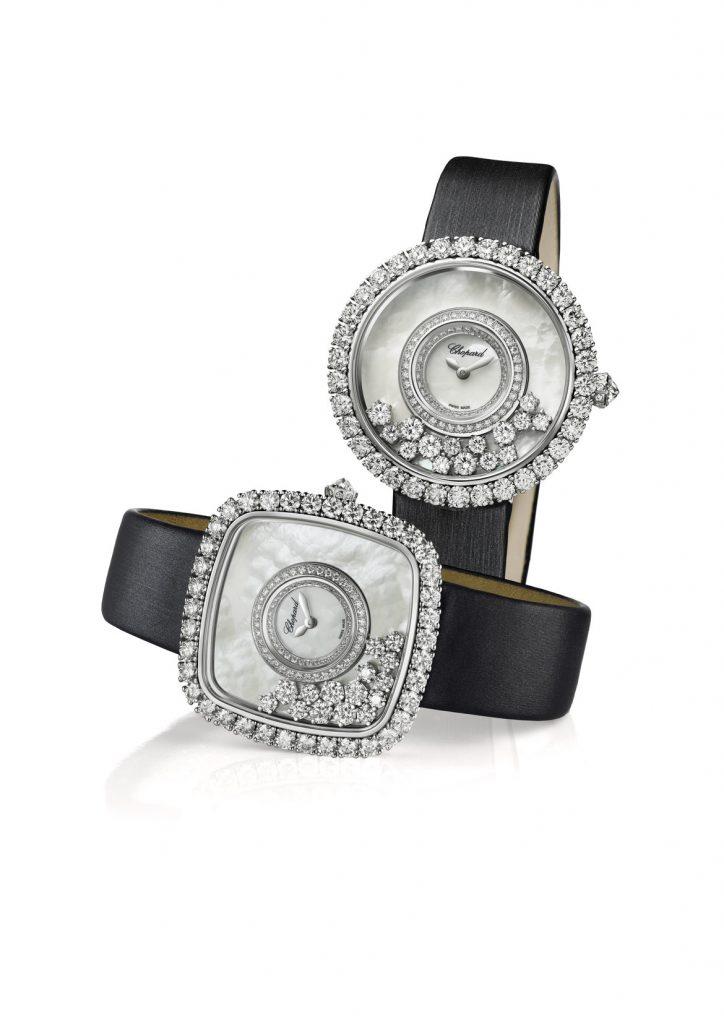 CHOPARD HAPPY DIAMONDS 40TH ANIVERSARY