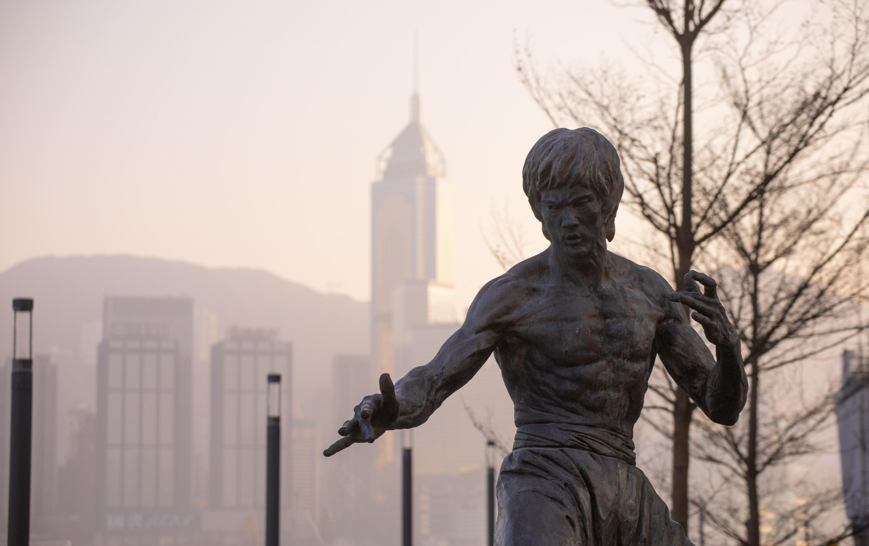 JAMES CORNER REVAMPING HONG KONG'S AVENUE OF STARS
